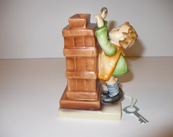Little Thrifty, A Hummel Figurine (No 118) (No Longer in Production)