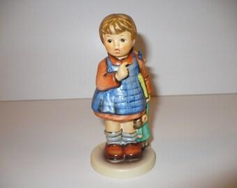 I Wonder, A Hummel Figurine (No 486) (Not in Production)