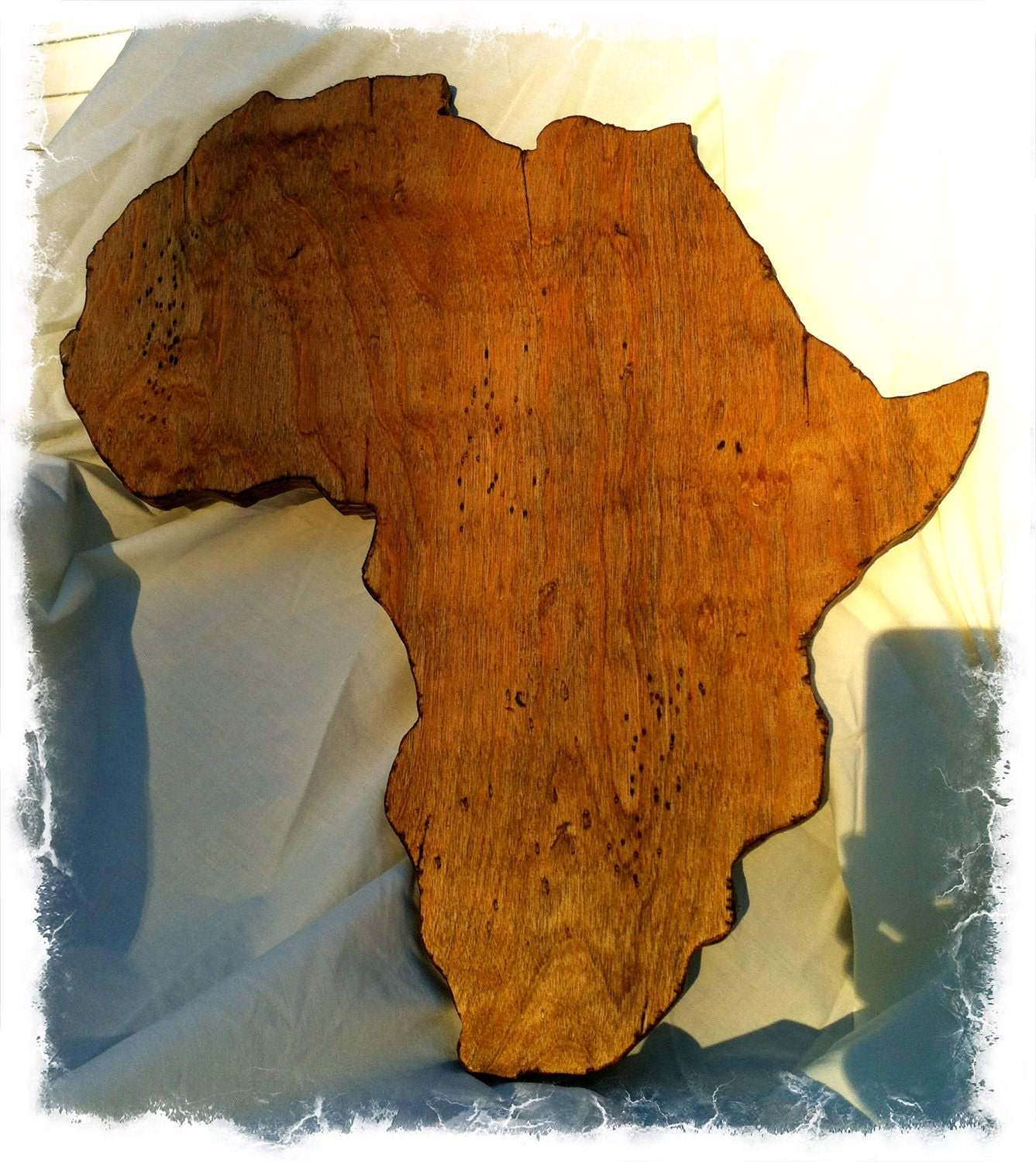 Distressed african wall decor by habeshamomma on etsy for African wall mural