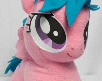 CHIBI Firefly MLP Hand-Made Custom Craft Plush