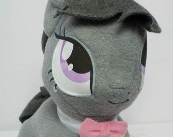 CHIBI Octavia MLP Hand-Made Custom Craft Plush
