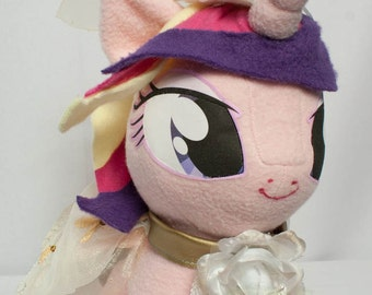 CHIBI Princess Cadence MLP Hand-Made Custom Craft Plush