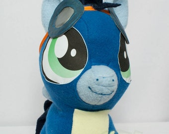 CHIBI Soarin' MLP Hand-Made Custom Craft Plush