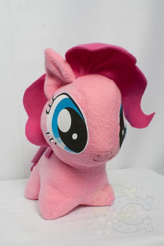 Chibi Pinkie Pie MLP Hand-Made Custom Craft Plush