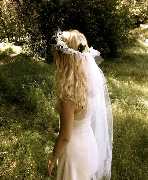 1000 images about short dress long veil on pinterest for Long veil wedding dresses