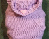 Baby Cocoon for One Lavender