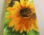 iphone 4/4s  case : Cheerful sunflower case