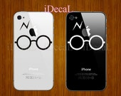 Harry potter- iphone decal iphone sticker apple iphone decal iphone 4 decal iphone 4s decal 1040