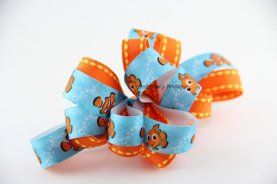 Finding Nemo Hair Barrette