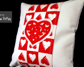 Make Every Day Valentine's Day Pillow Cover