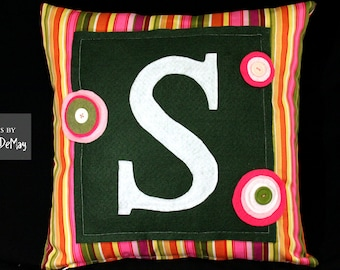 Plush Personality Pillow Cover