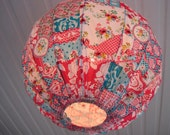 Lamp  Pendant light made in shabby chic style