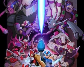 Mega-Man Tribute: Game On