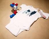 Shiba Baby Onesies - 3 months
