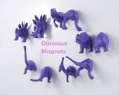 Brontosaurus & Stegasaurus  and more dinos for kid magnet board