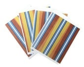 Sunset Colors All Occasion Note Cards--Blank Note Card Set--Blank Cards--Note Card Set
