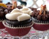 Gluten Free Chocolate Cake/Cupcakes Recipe (PDF)