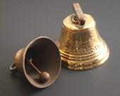 1878 Saignelegier Chiantel Fondeur Collectible Bells TREASURY ITEM