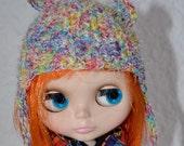 Bonnet à oreilles pour Blythe