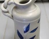 Vintage Williamsburg Pottery Creamer
