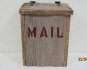 Barnwood Mail box