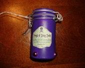 Purple Potion Bottle