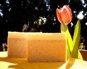 Rosehip soap (Jabón de Rosa de Mosqueta)