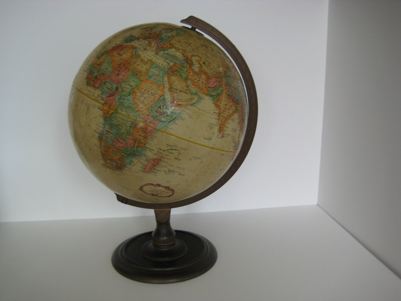 Globe datovania replogle