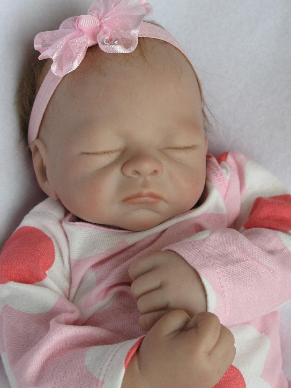 Reborn Baby Girl Molly By Tasha Edenholm Mix Kit Now Chloe