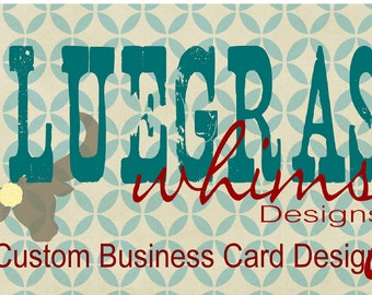 Custom Business Cards Designed to Order