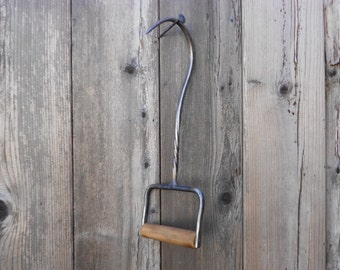 Forged Hay Hook