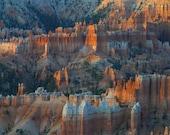 Sunrise at Bryce Canyon,  - Vintage Photograph