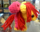 Apple Bloom - Filly Amigurumi Pocket Pony - My Little Pony Friendship is Magic FiM