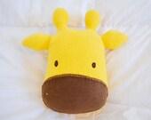 Doodle Giraffe Plush - Big