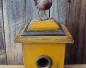 Rooster Birdhouse
