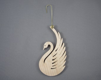 A Beautiful, Graceful Swan