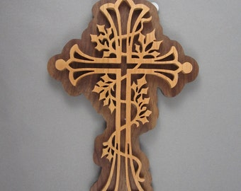 Stylized Cross (F)