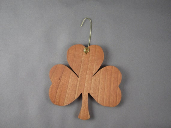 A Shamrock For Your Tree