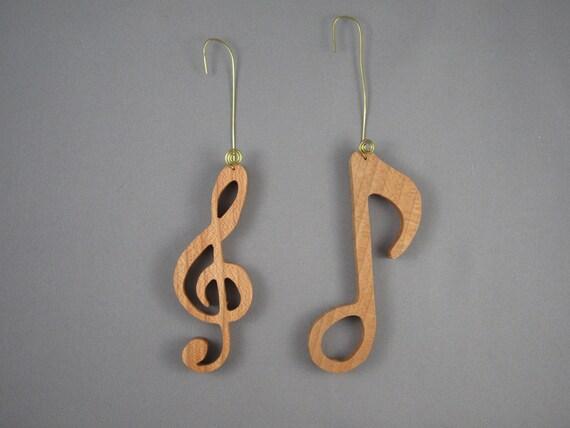 A Pair Of  Musical Symbols