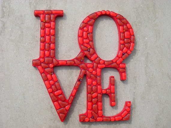LOVE Wall Plaque/Sign