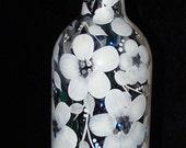 White flowered Bottle of Light