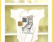 B is for Boston bodysuit