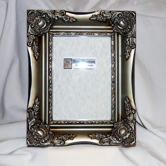 Grey Antique 5x7 Frame