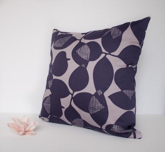Purple Decorative Pillow Covers : Items similar to Purple decorative throw pillow cover / accent pillow / pillowcase / cushion ...