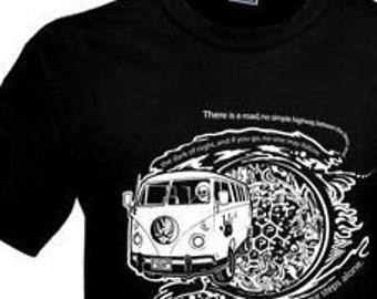 GRATEFUL DEAD T Shirt jerry garcia tshirt cool tshirt marijana glass bubbler tee(also available on crewneck sweatshirts and hoodies) SM-5XL