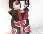 SALE 50% OFF Naruto Itachi Uchiha Plush