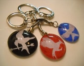 Hunger Games Keychain - Choice of 1 of 3 deisgns