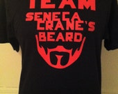 Team Seneca Crane's Beard - Hunger Games shirt ((Sm-XL / 4 Shirt styles))