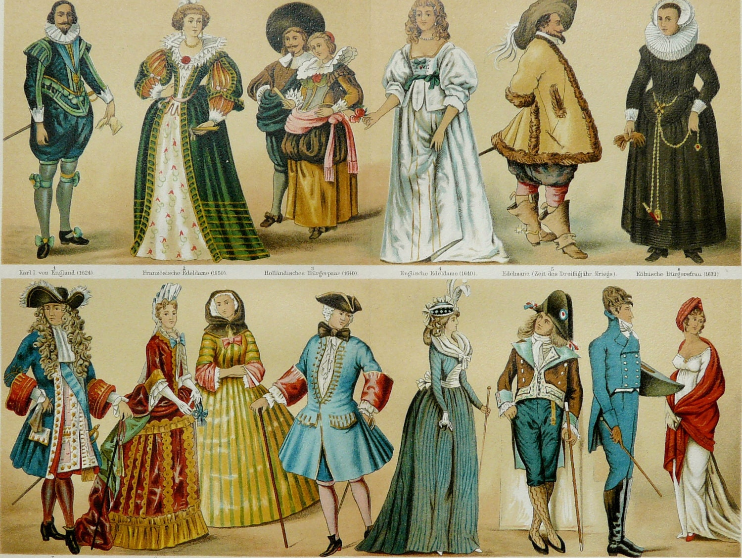 Baroque era fashion women the image kid for What is the baroque period