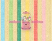"Grunge Linen-Stripes 24""x24"" Vinyl Photography Backdrop Prop"